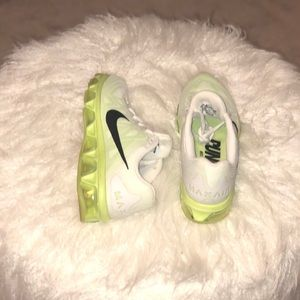 Nike max air neon